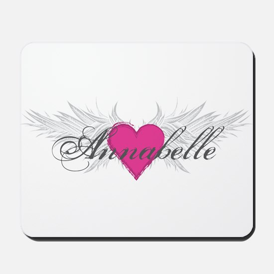 My Sweet Angel Annabelle Mousepad