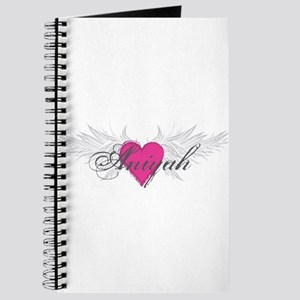 My Sweet Angel Aniyah Journal