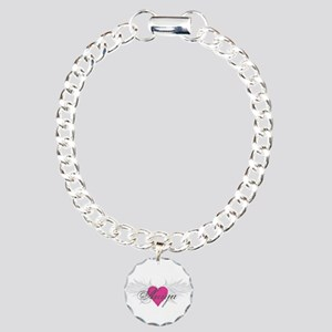 My Sweet Angel Aniya Charm Bracelet, One Charm