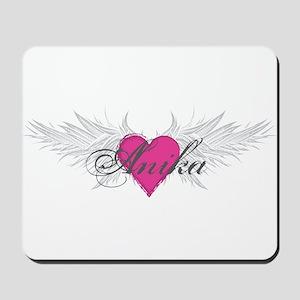My Sweet Angel Anika Mousepad