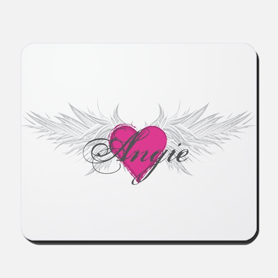 My Sweet Angel Angie Mousepad