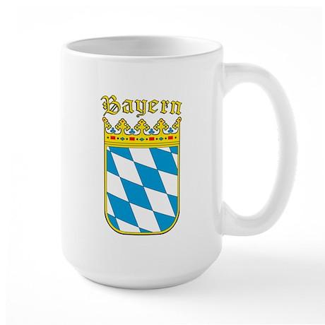 Bayern Crest Gold Mugs