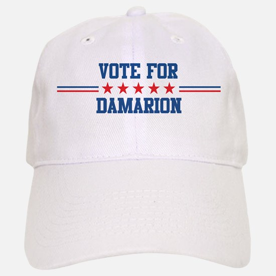Vote for DAMARION Baseball Baseball Cap