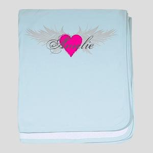 My Sweet Angel Amelie baby blanket
