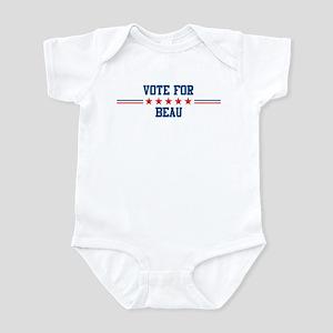 Vote for BEAU Infant Bodysuit