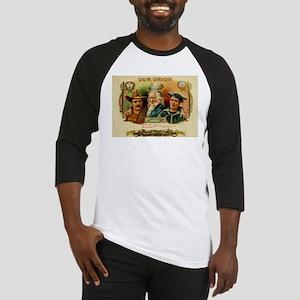 Cigar Box Shirts Baseball Jersey