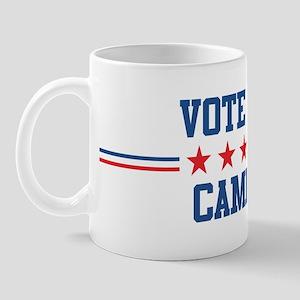 Vote for CAMRYN Mug