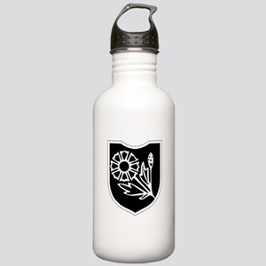22nd SS Division Logo Stainless Water Bottle 1.0L
