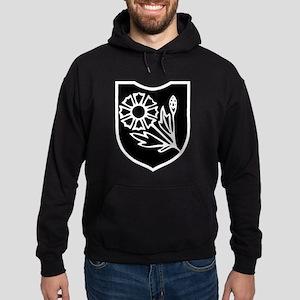 22nd SS Division Logo Hoodie (dark)