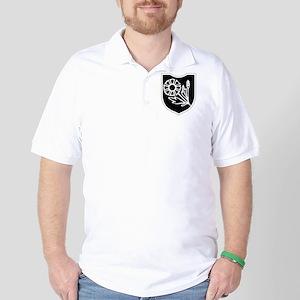 22nd SS Division Logo Golf Shirt