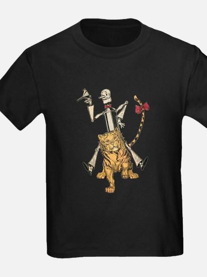 Oz Tin Woodman and Hungry Tiger T
