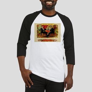 Cigar label Shirts Baseball Jersey