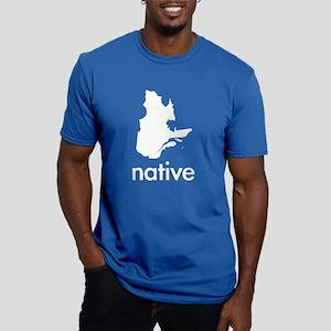 Native Men's Fitted T-Shirt (dark)