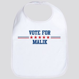 Vote for MALIK Bib