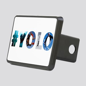 #YOLO Rectangular Hitch Cover