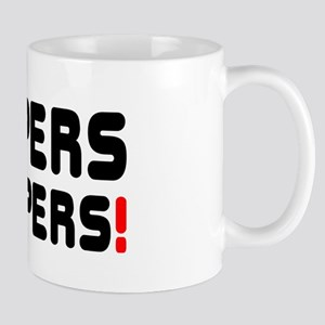 JEEPERS CREEPERS! Mug
