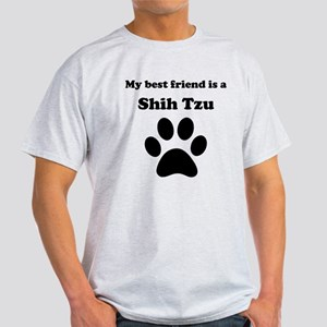 Shih Tzu Best Friend Light T-Shirt