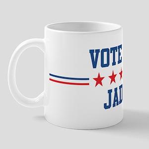 Vote for JADON Mug