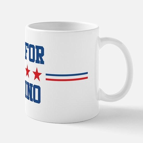 Vote for SANTINO Mug