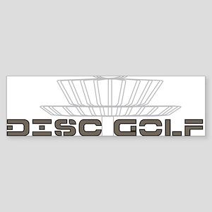 2013DiscGolf Sticker (Bumper)