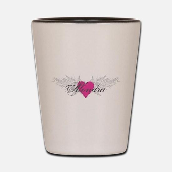 My Sweet Angel Alondra Shot Glass
