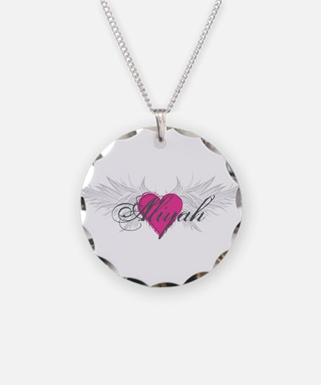 My Sweet Angel Aliyah Necklace