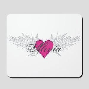 My Sweet Angel Alivia Mousepad