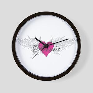 My Sweet Angel Alivia Wall Clock