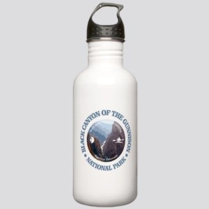 Black Canyon of the Gunnison Water Bottle
