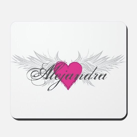 My Sweet Angel Alejandra Mousepad