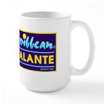 Marie-Galante Extra Large Mug