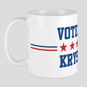 Vote for KRYSTLE Mug