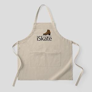 iSkate I love to ice skate Apron