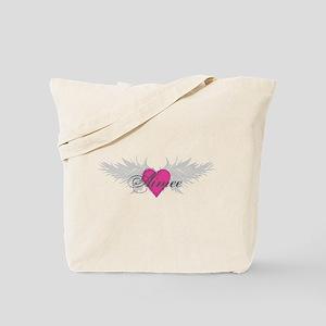 My Sweet Angel Aimee Tote Bag