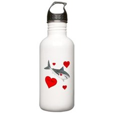 Personalized Shark - H Stainless Water Bottle 1.0L