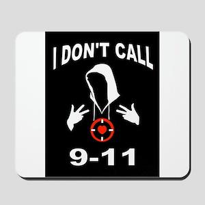CALL 9-11 Mousepad