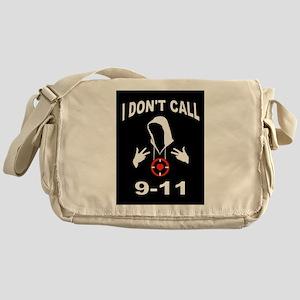 CALL 9-11 Messenger Bag