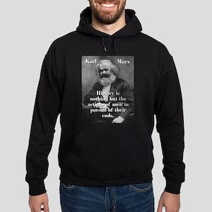 History Is Nothing - Karl Marx Sweatshirt