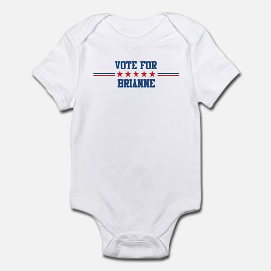 Vote for BRIANNE Infant Bodysuit