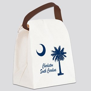 Charleston 4 Canvas Lunch Bag
