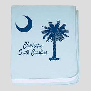Charleston 4 baby blanket