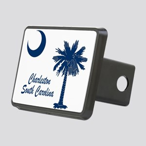 Charleston 4 Rectangular Hitch Cover