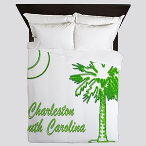 Charleston 7 Queen Duvet