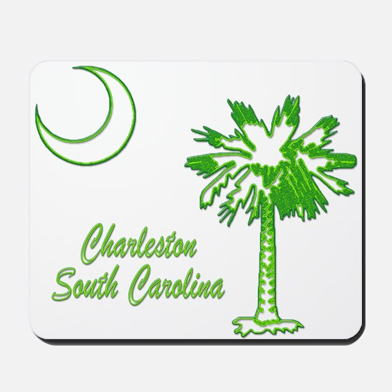 Charleston 7 Mousepad