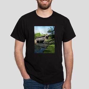 Fallasburg Covered Bridge Dark T-Shirt