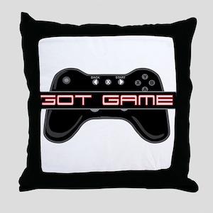 Got Game 2 Throw Pillow