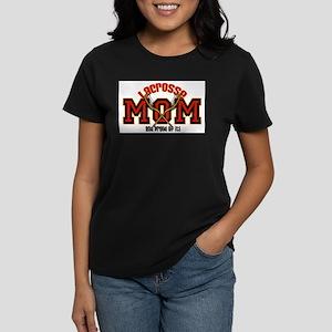 Lacrosse Mom Women's T-Shirt