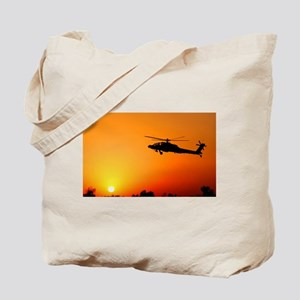 Ah-64 Apahce Tote Bag