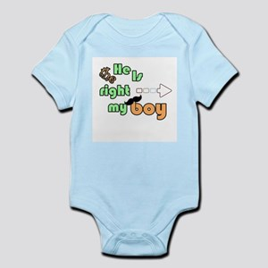 boy Infant Bodysuit
