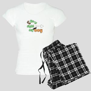boy Women's Light Pajamas